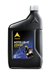 Moto Lub 4T