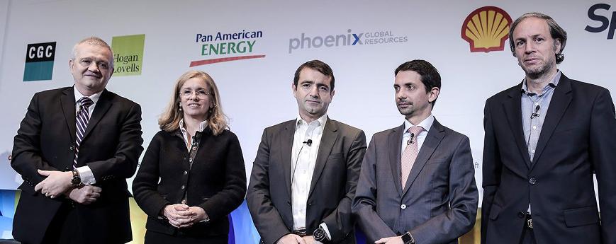 Marta Jara asistió al Energy Council en Buenos Aires