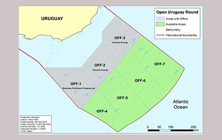 ANCAP recibió nueva oferta para la exploración de petróleo