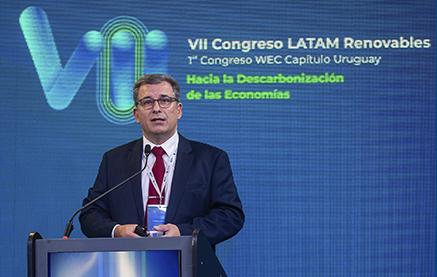 ANCAP participó del VII Congreso LATAM Renovables