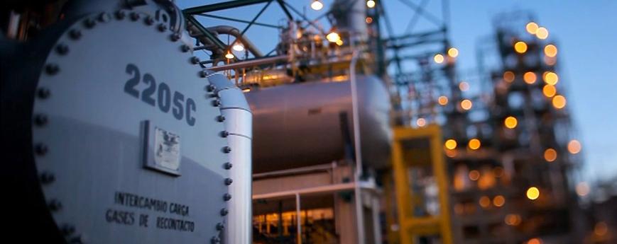 Procesos de la Refinería